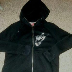 Zip up Nike Hoodie